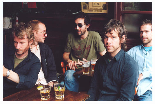 The National (from their myspace)