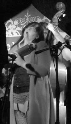 what <em>the hell</em> is she playing??