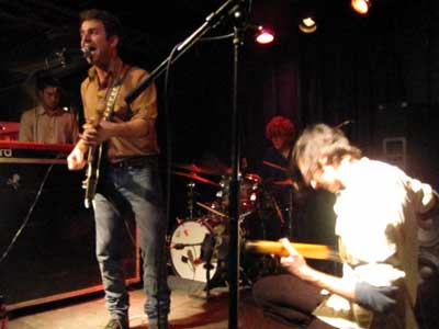 Dawes at Great Scott
