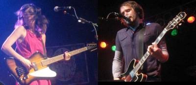 Nikki & Brian at the Webster Theatre in Hartford last October.