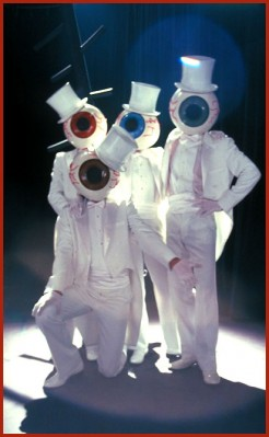 The Residents, circa 1986
