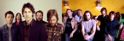 Everest (photo by Zoran Orlic), Minus The Bear (photo by Erin Tate)