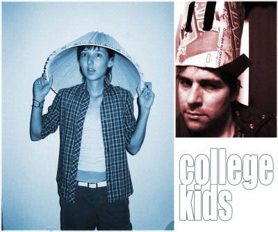 Kim Haden + Malcolm Sosa = College Kids