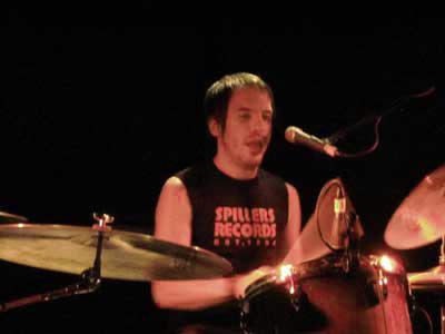 Daren, at the Mercury Lounge