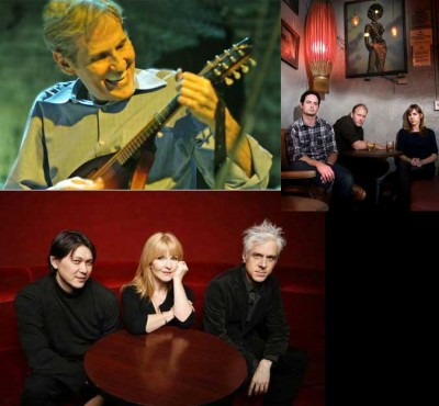 Levon Helm, Crooked Fingers, Toyah Willcox with The Humans