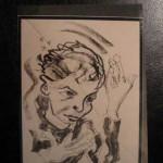 'Heroes' Self Portrait print