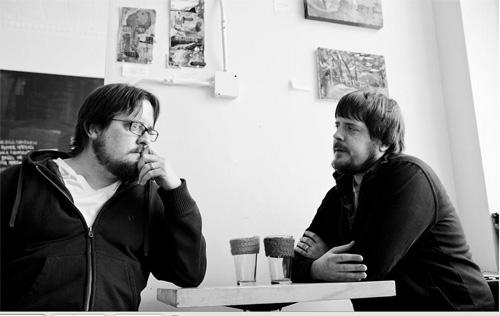 John and Josh Pritchard
