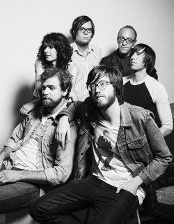 Okkervil River ~ photo by Ben Sklar Photography