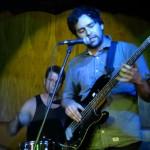 Malcolm Sosa's new band 123Death at Los Globos