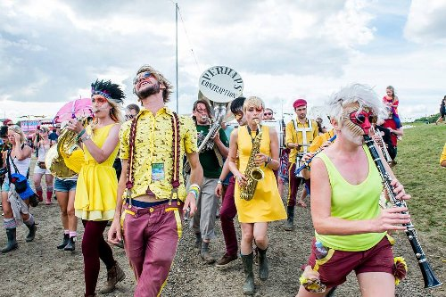 Photo by Marc Sethi at Secret Garden Party