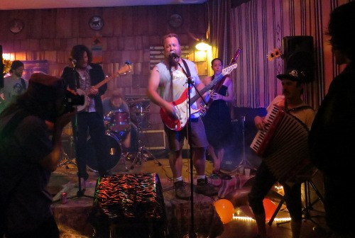 Blackwater Jukebox with Burly Temple frontman Alex Volz at Echo Country Outpost. I think.