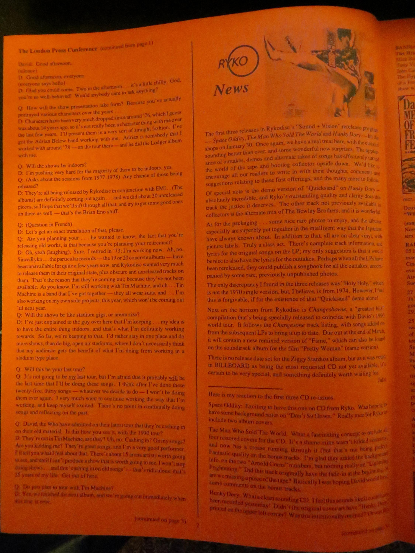 Orange pop records s profile hear the world s sounds - London Press Conf 2
