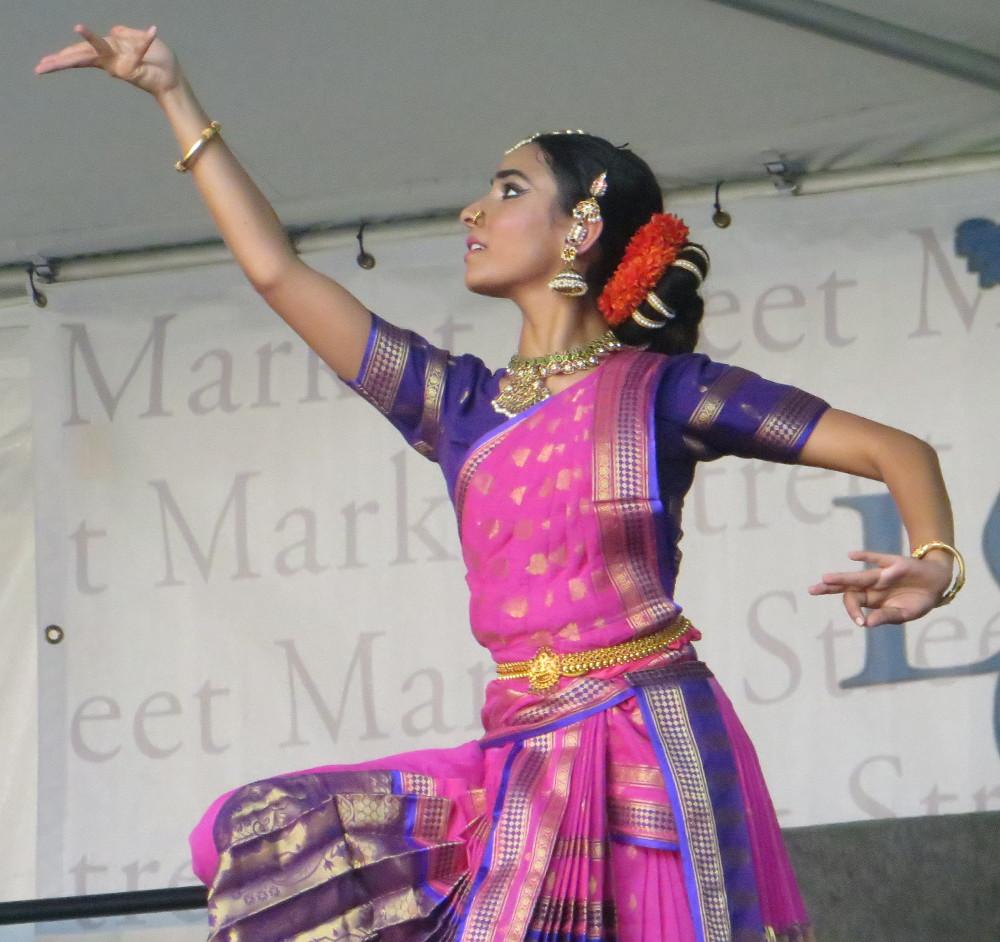 Yamini Kalluri - all photos by J. Stoller